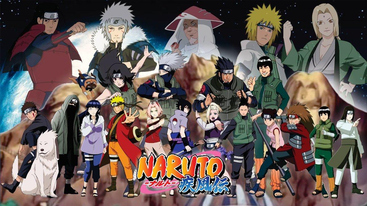 Naruto Shippuden Konoha Wallpapers HD