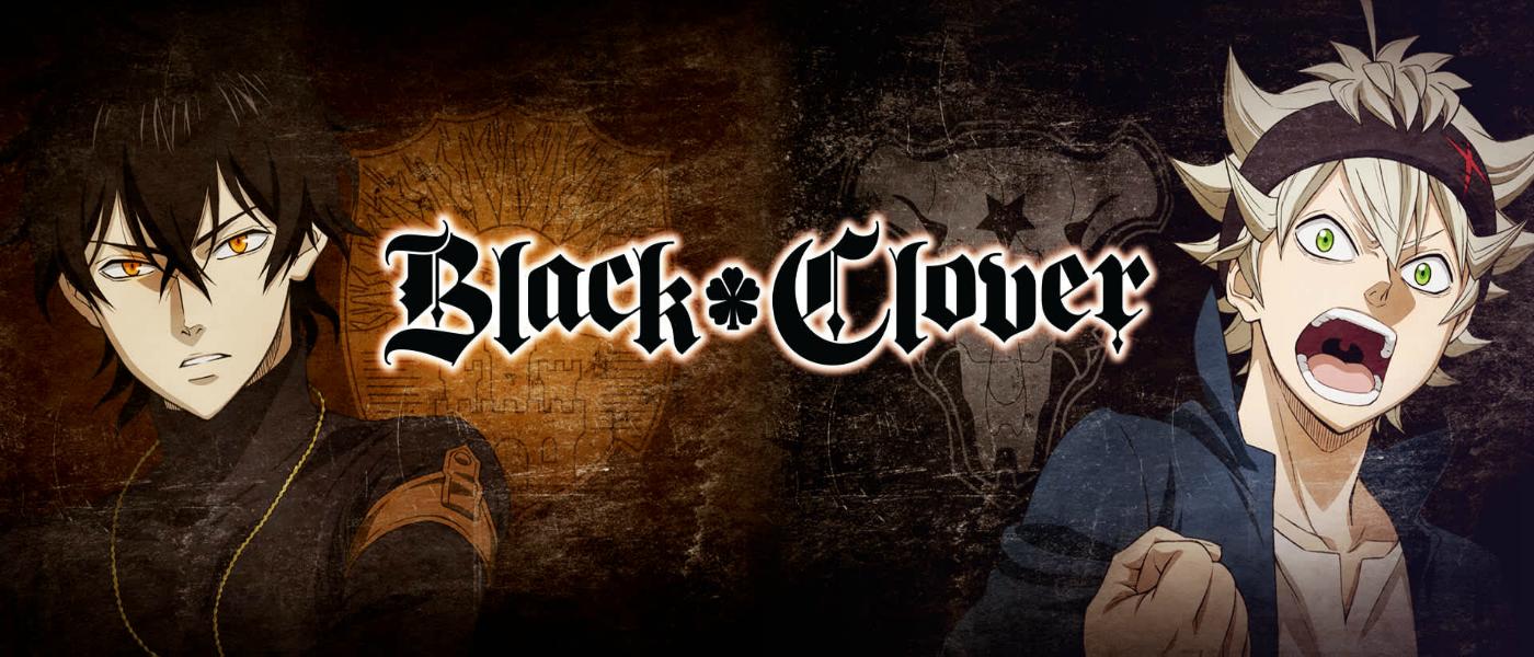 Ver BLACK CLOVER